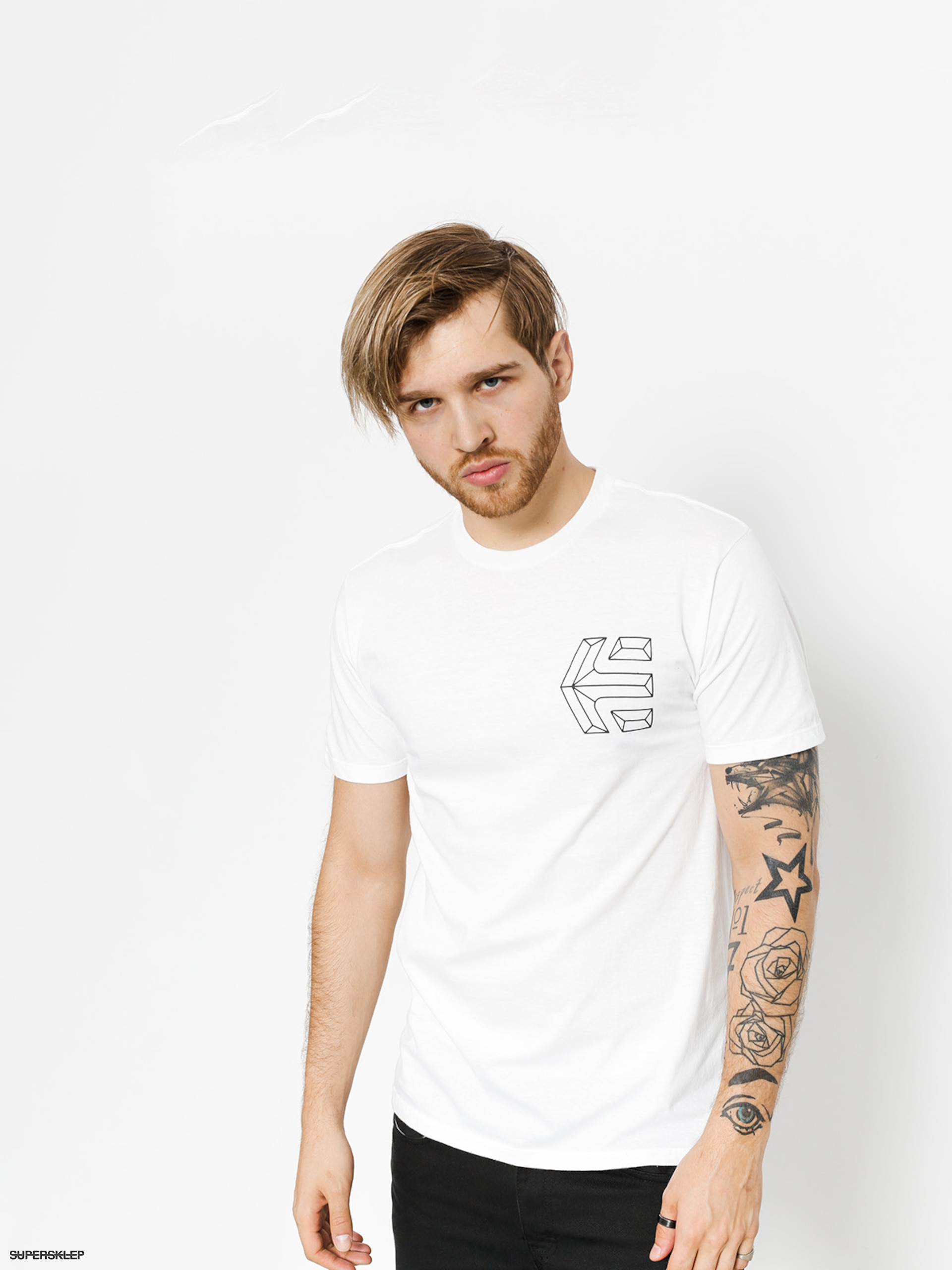 T-shirt Etnies Linear Icon