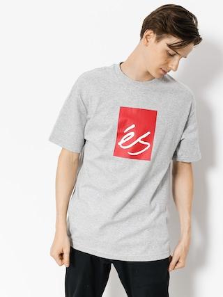 T-shirt Es Main Block (grey/heather)