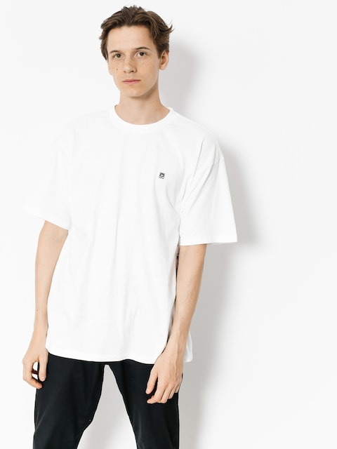 T-shirt OBEY Eighty Nine Solid Box (wht)