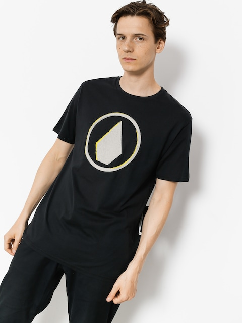 T-shirt Volcom Burnt Bsc (blk)