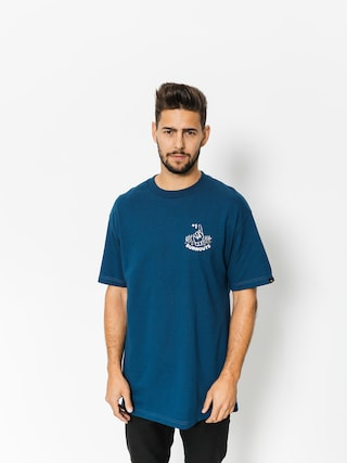 T-shirt Emerica Burnt (blue)