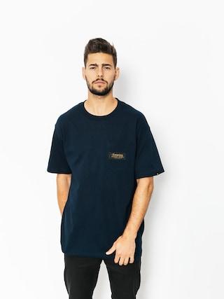 T-shirt Emerica Mfg Co Pckt (navy)