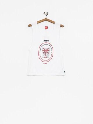 Koszulka Prosto Paradise Tank (white)