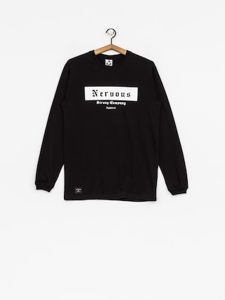 Longsleeve Nervous Ghotic Box (black)