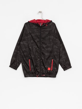 Kurtka Stoprocent Kw Camo (black/red)