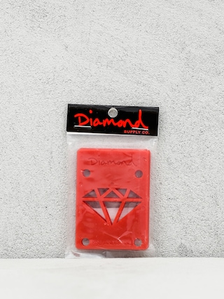Podku0142adki Diamond Supply Co. Rise & Shine Risers (red)
