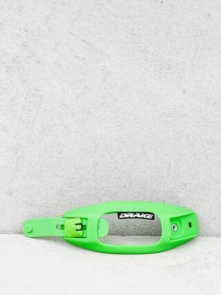 Strap dolny Drake Toe Strap Pre Left (green)