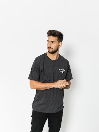 T-shirt Etnies Built (charcoal/heather)