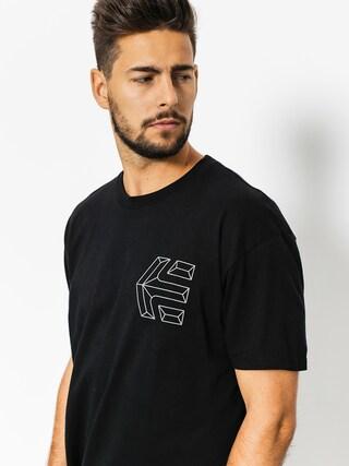 T-shirt Etnies Linear Icon (black)