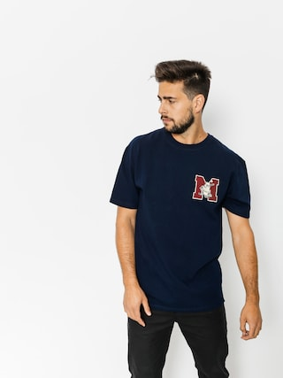 T-shirt Malita Bird (navy)