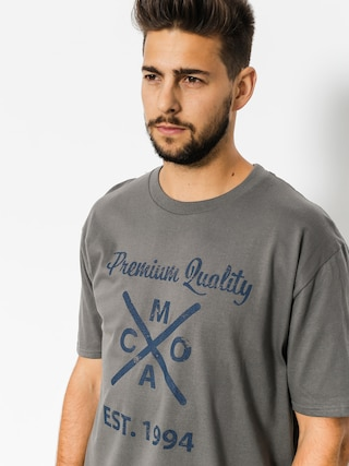 T-shirt Malita Logo (charcoal/navy)