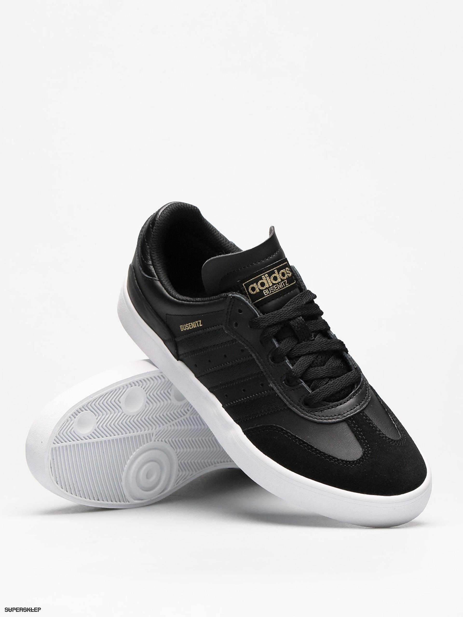 186161d18 Buty adidas Busenitz Vulc Rx (core black/core black/ftwr white)