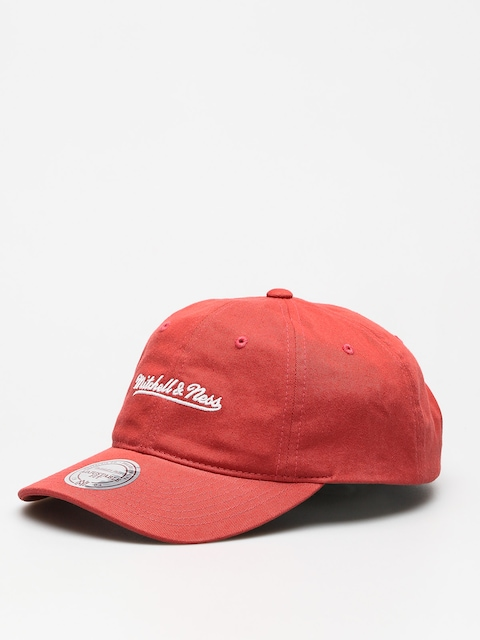 Czapka z daszkiem Mitchell & Ness Washed Cotton Dad ZD (break)