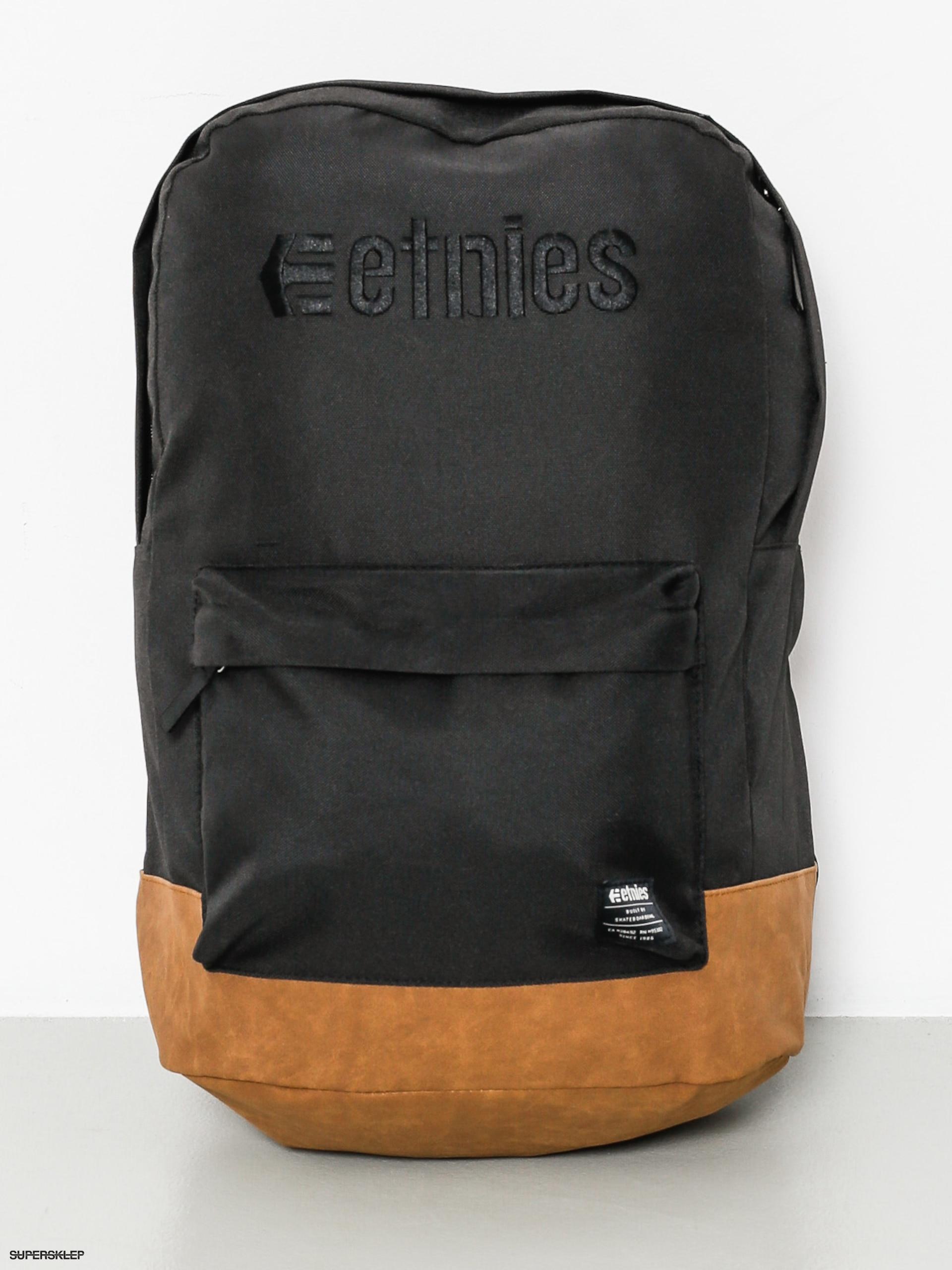 c4caf4df33cb2 Plecak Etnies Etnies Essential (black)