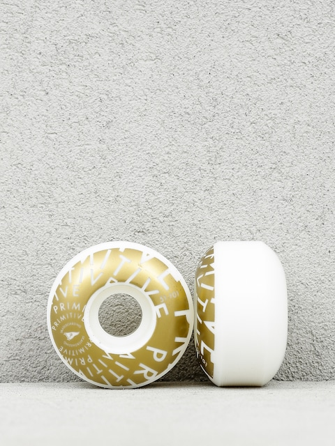 Kółka Primitive Pennant Vortex Team (white/gold)