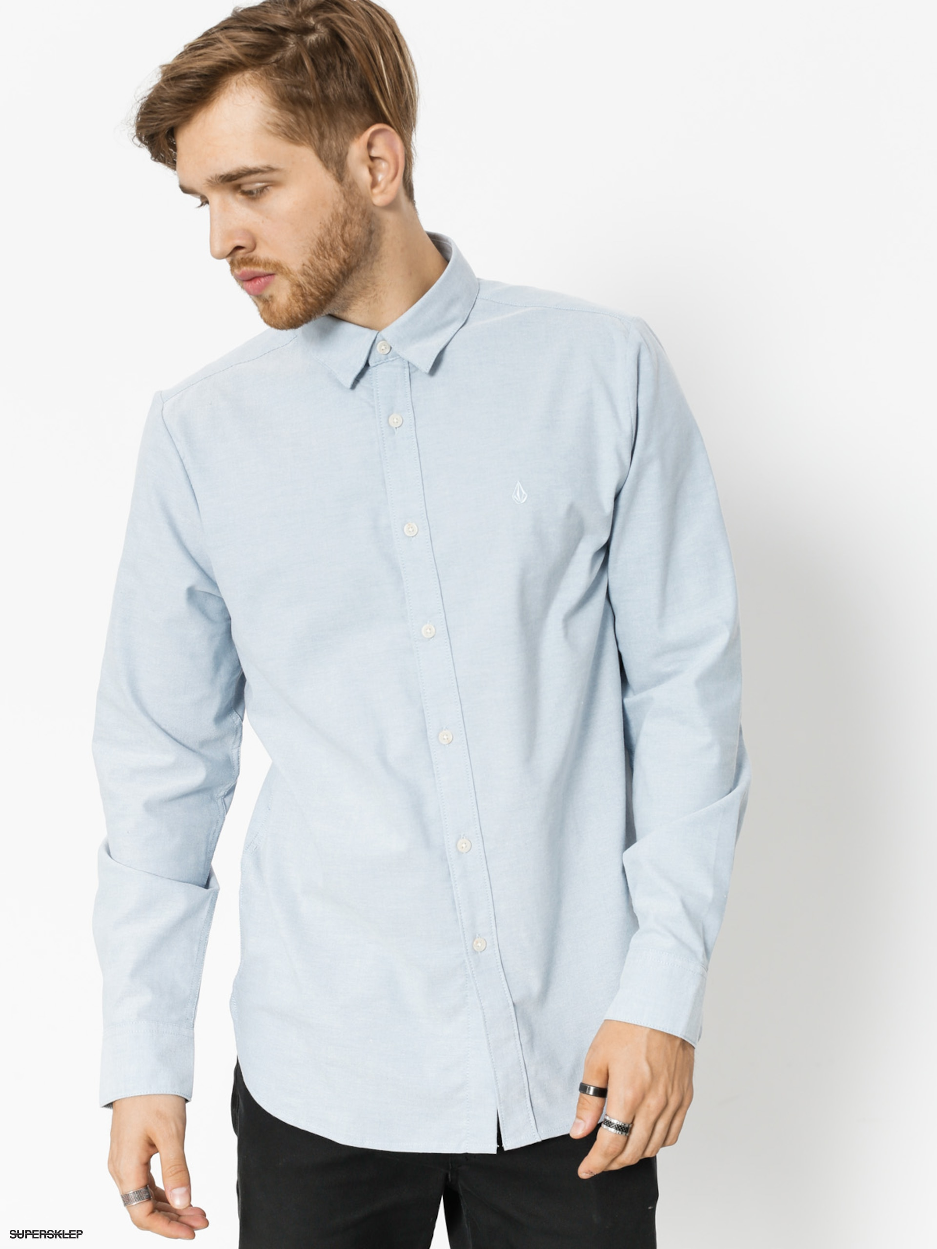 Koszula Volcom Oxford Stretch LS