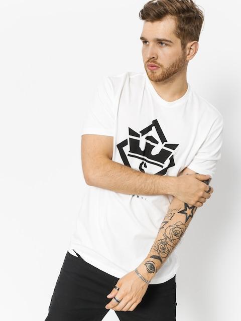 T-shirt Supra Stencil Reg (white)