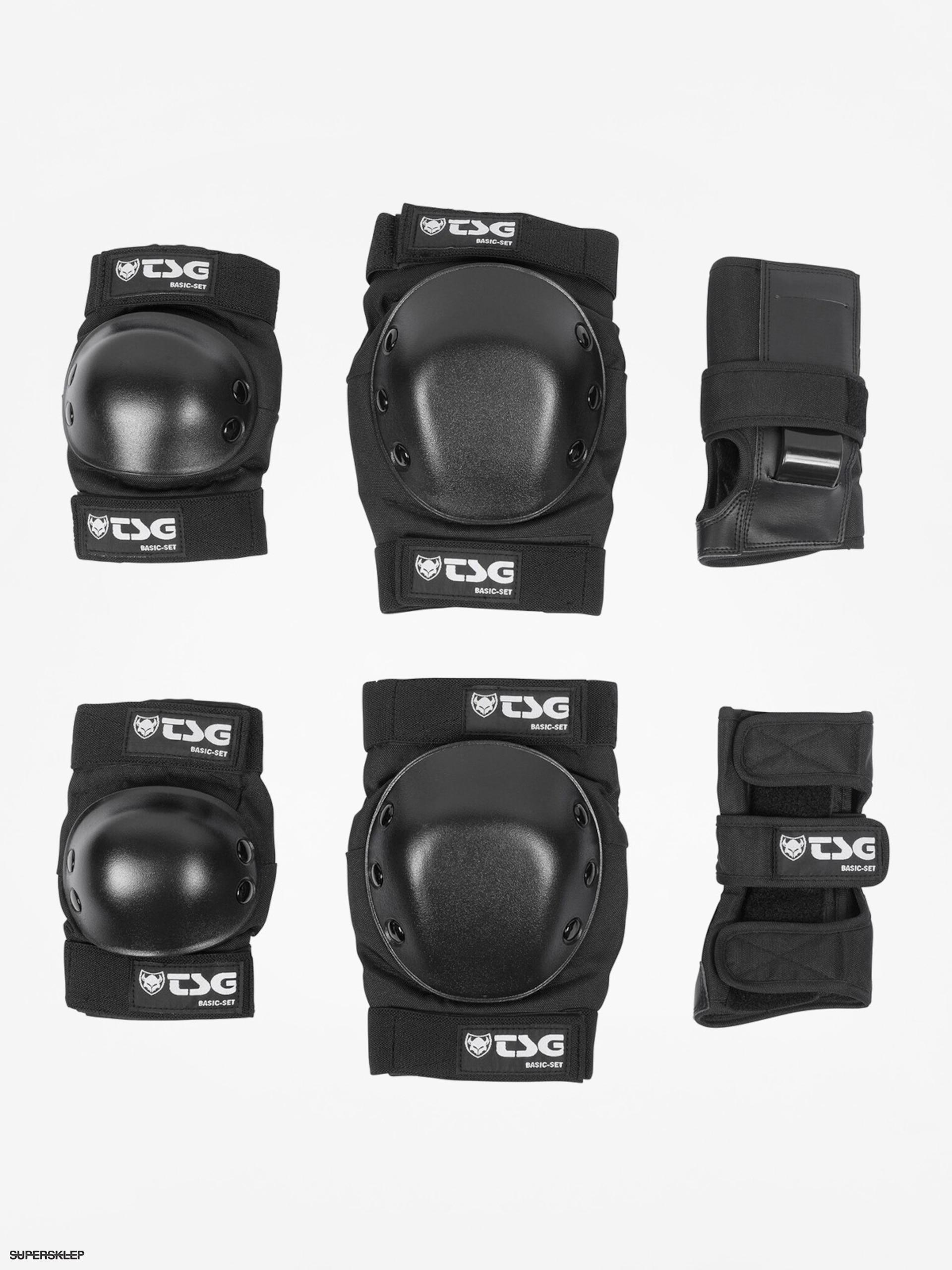 Ochraniacze TSG Basic Set