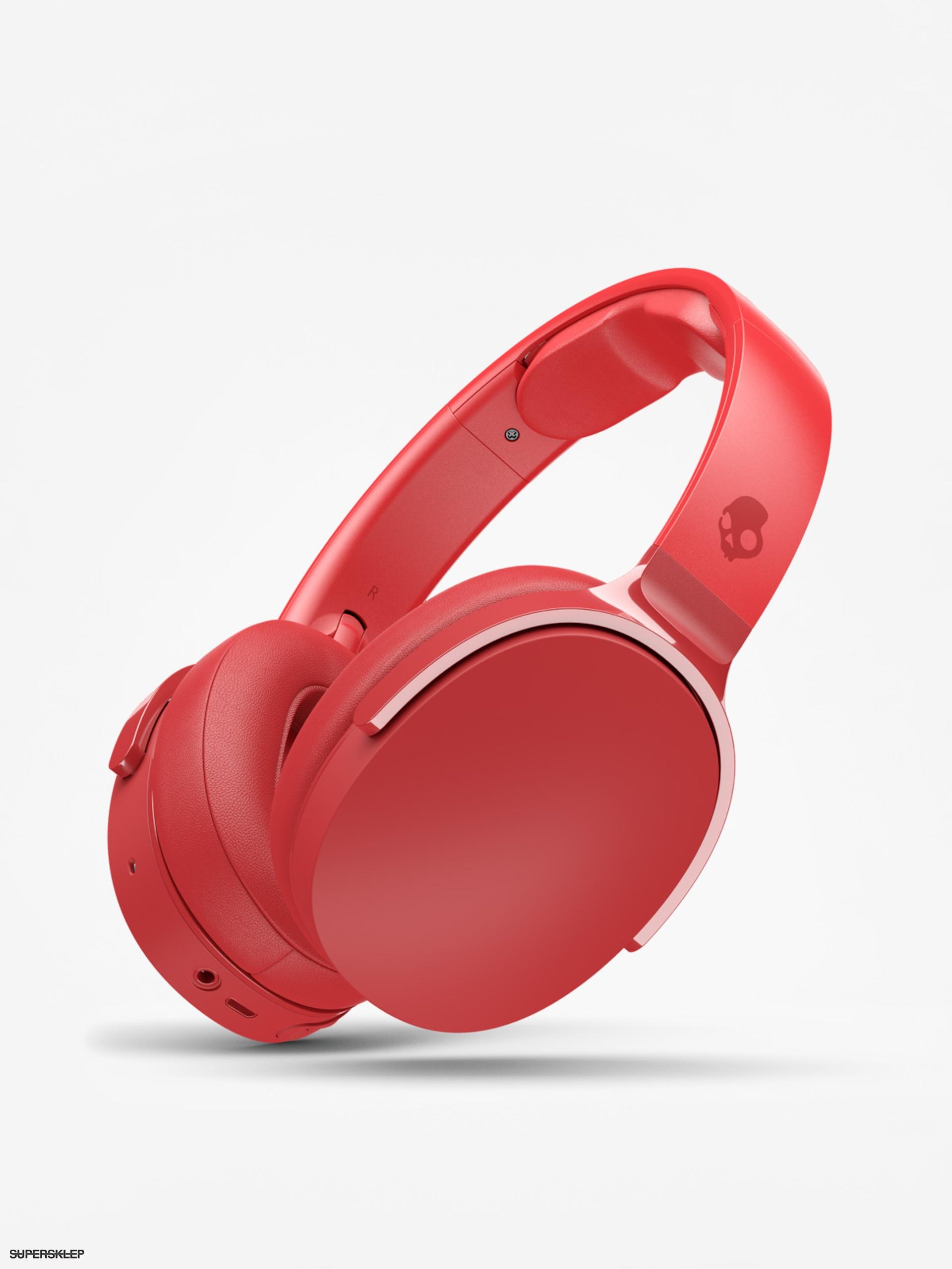 Słuchawki Skullcandy Hesh 3.0 BT (red/red/red)