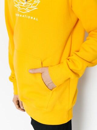 Bluza z kapturem Koka Laurel HD (yellow)