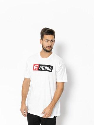 T-shirt Etnies New Box (white)