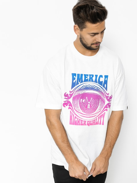 T-shirt Emerica Paranoia (white)