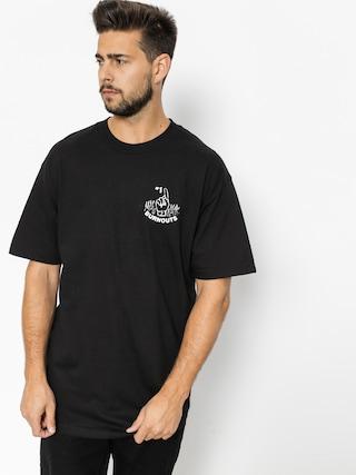 T-shirt Emerica Burnt (black)