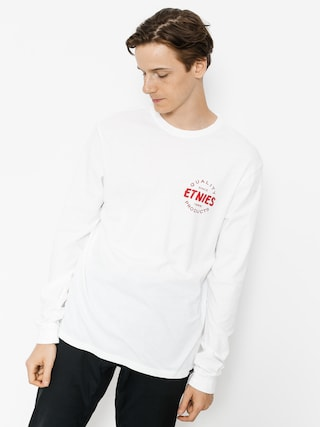 Longsleeve Etnies Quality Control (white)