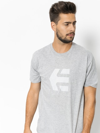 T-shirt Etnies Mod Icon (grey/heather)