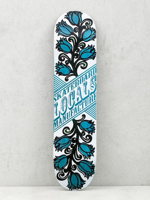 Deck Locals Skateboards Tulipan