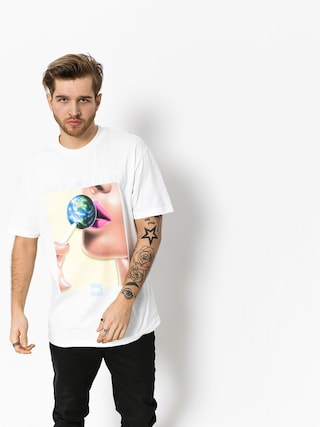 T-shirt DGK Our World 2 (white)