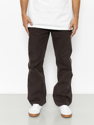 Spodnie Emerica Defy Chino (dark brown)