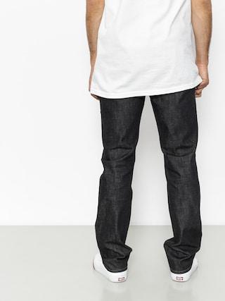 Spodnie Etnies Essential Straight Denim (indigo raw)