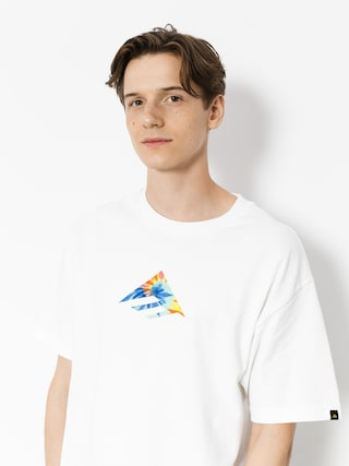 T-shirt Emerica Emerica Triangle (white)