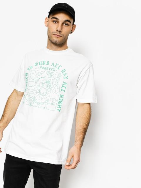 T-shirt DGK Our World (white)