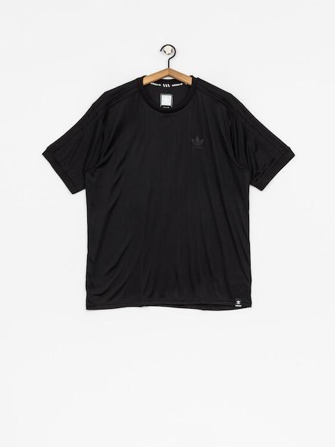 Koszulka adidas Clima Club Jers (black/black)