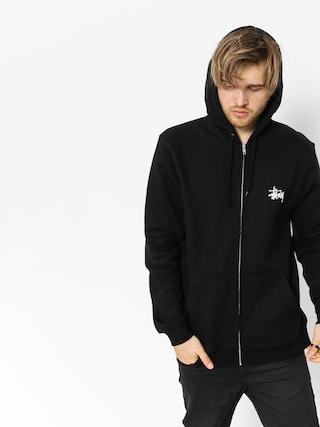 Bluza z kapturem Stussy Basic Stussy ZHD (black)