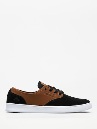 Buty Emerica The Romero Laced (black/brown)