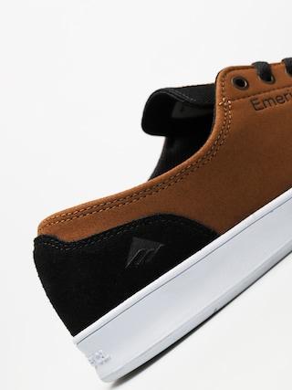 Buty Emerica The Romero Laced (black/brown)