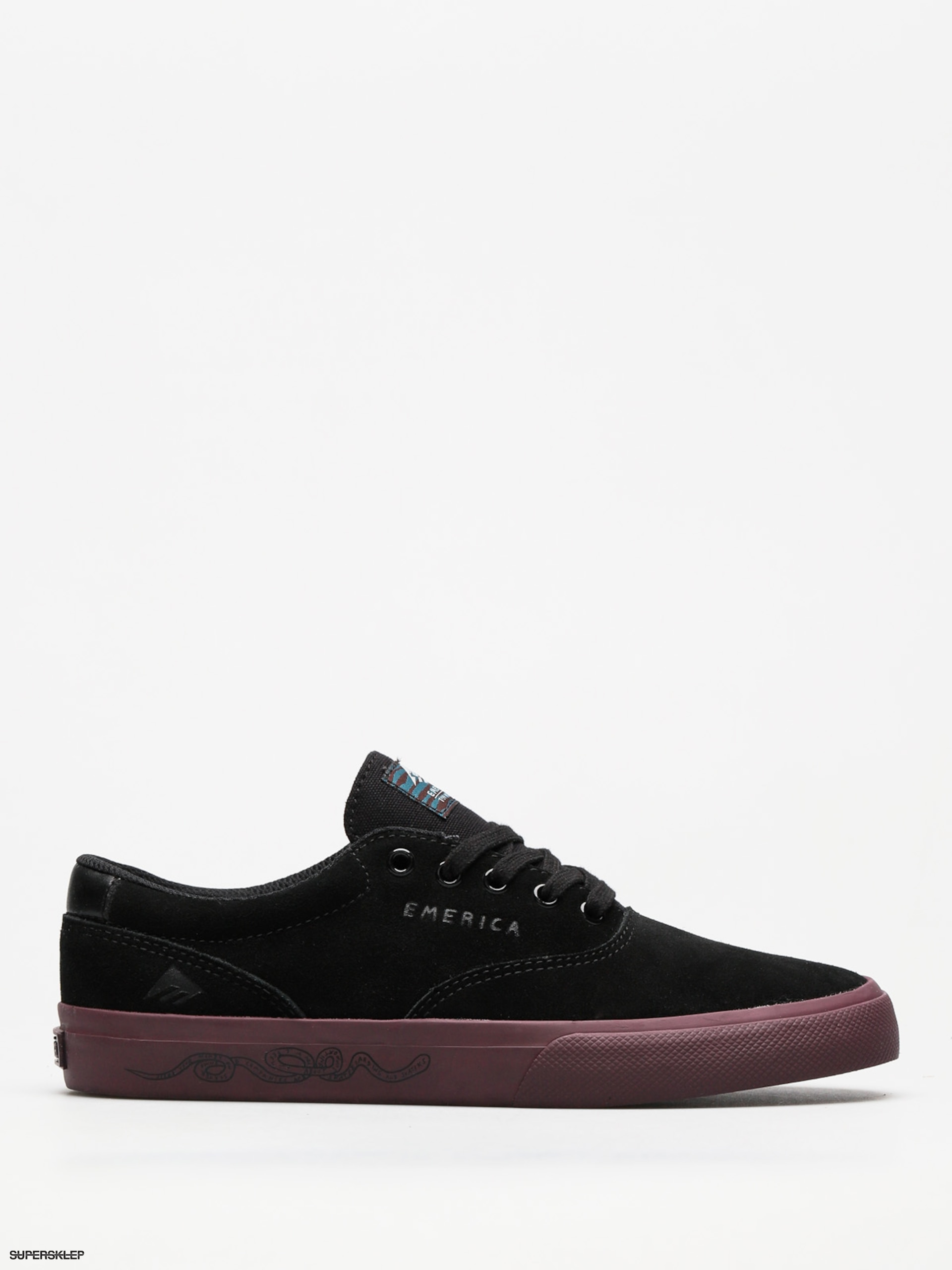 Buty Emerica Provost Slim Vulc x toy Machine