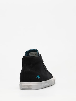 Buty Emerica Indicator High X Toy Machine (black/grey)
