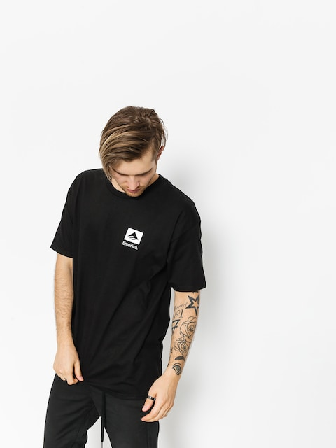 T-shirt Emerica Brand Combo (black)