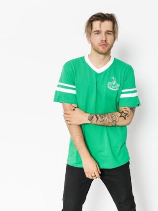 T-shirt Emerica Harsh Baseball V (green)