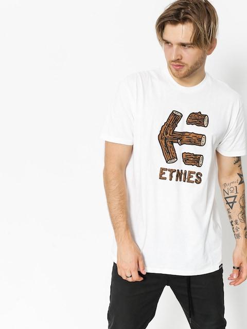 T-shirt Etnies Wood Stack