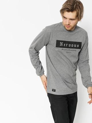 Longsleeve Nervous Ghotic Box (grey)