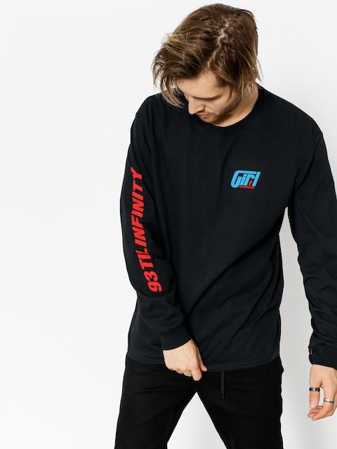 Longsleeve Girl Skateboard Formula (black)