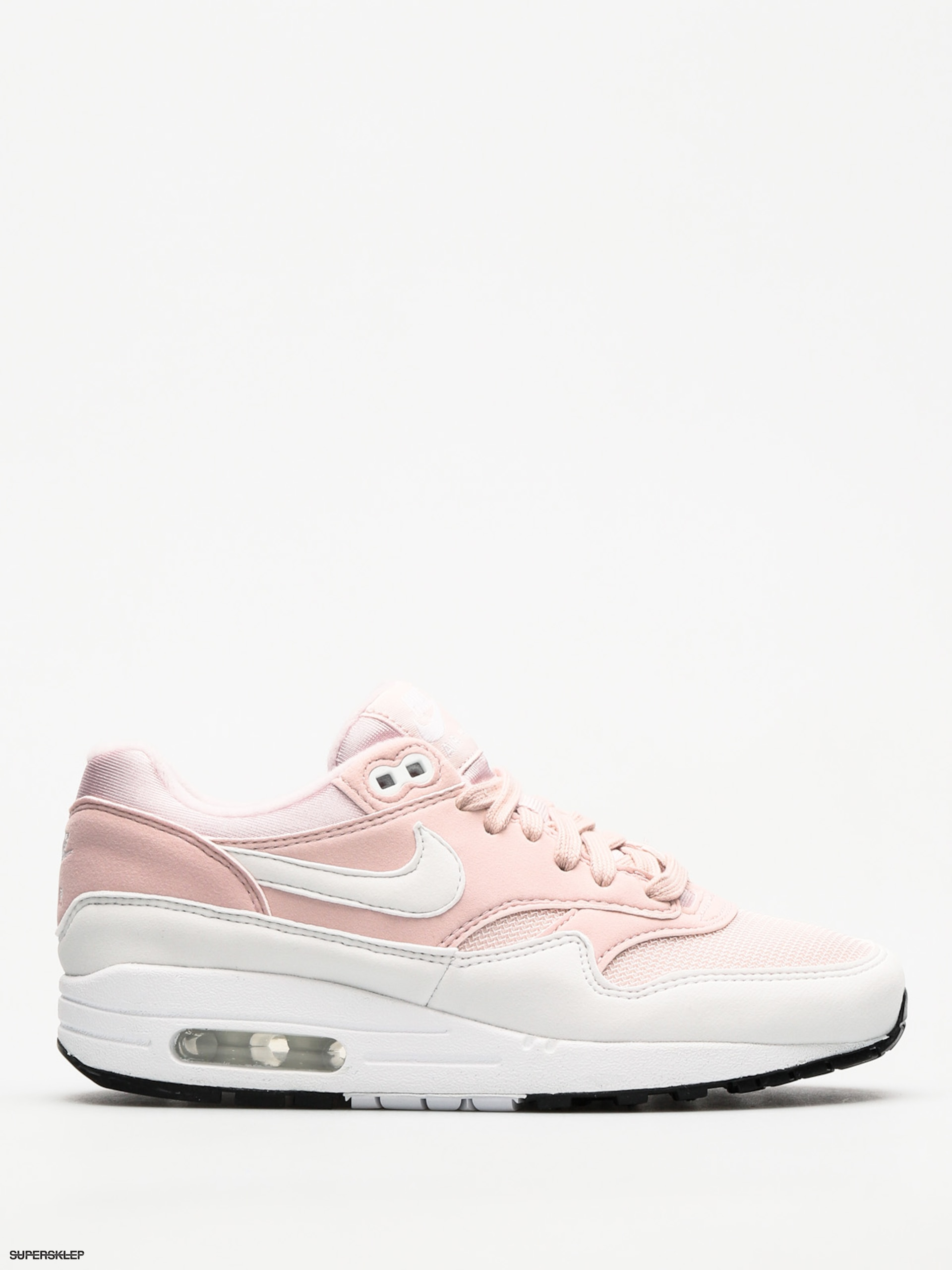 Buty NIKE Air Max 1 319986 607 Barely RoseWhite