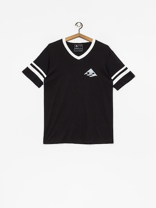 T-shirt Emerica Toy Stripe V (black)