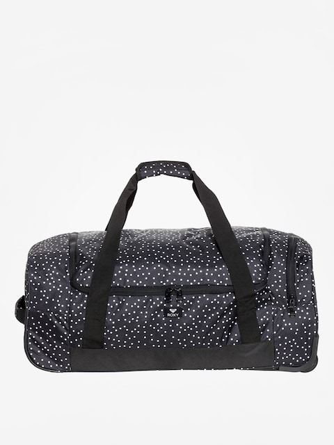 Walizka Roxy Distce Accross Wmn (true black dots for)