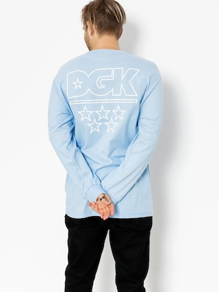 Longsleeve DGK 365 (powder blue)
